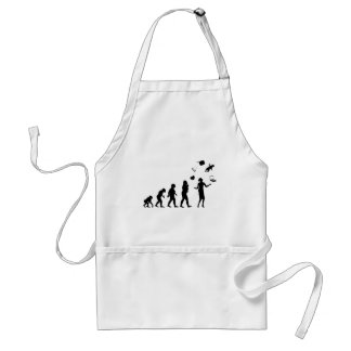 Career Woman Adult Apron
