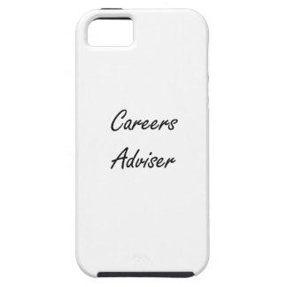 Careers Adviser Artistic Job Design iPhone 5 Cases