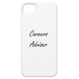 Careers Adviser Artistic Job Design iPhone 5 Covers
