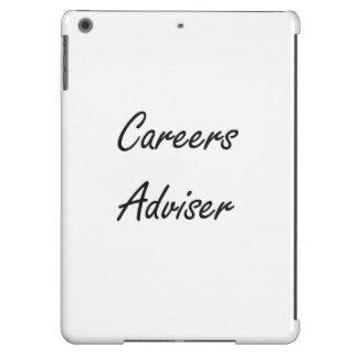 Careers Adviser Artistic Job Design iPad Air Covers