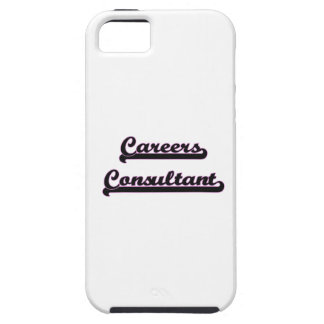 Careers Consultant Classic Job Design iPhone 5 Covers