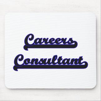 Careers Consultant Classic Job Design Mouse Pad