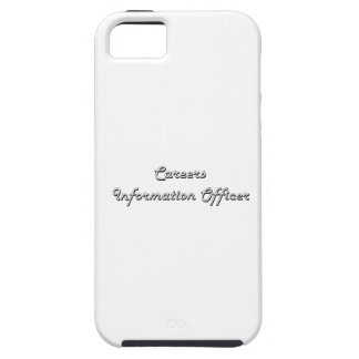 Careers Information Officer Classic Job Design iPhone 5 Case