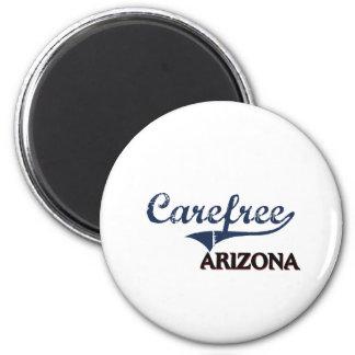 Carefree Arizona City Classic Magnet