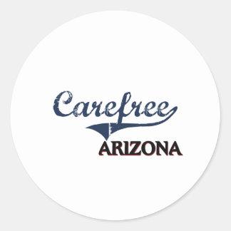 Carefree Arizona City Classic Sticker