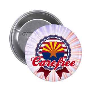 Carefree, AZ Pinback Button
