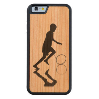 Carefree Carved Cherry iPhone 6 Bumper Case