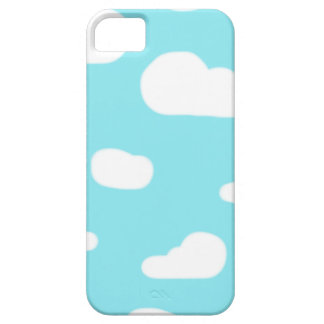 Carefree Clouds iPhone 5 Cover