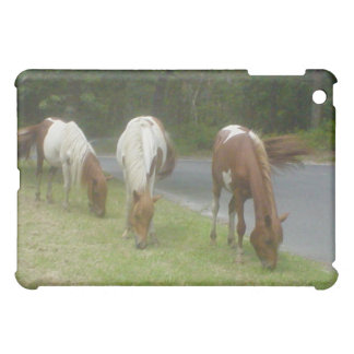 Carefree Ponies iPad Mini Covers