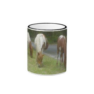 Carefree Ponies Mugs