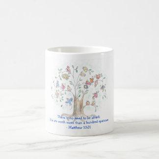 Carefree Sparrows Mug