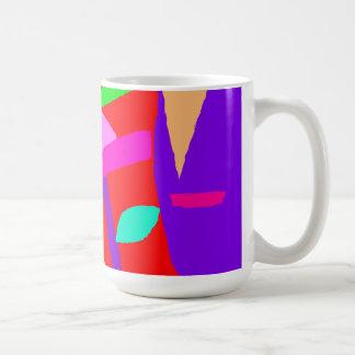 Carefree Vacation Rice Paddy Story Heart Coffee Mug