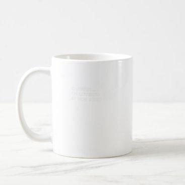 Careful I'm Covered in Dog Shirt Coffee Mug