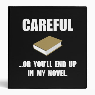 Careful Novel Binder