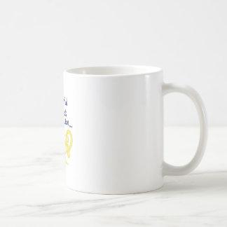 CAREFUL WHAT YOU WISH COFFEE MUG
