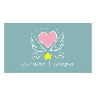 Caregiver Business Card