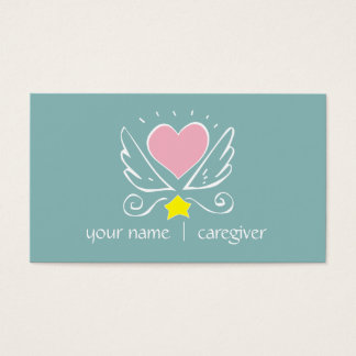 Caregiver Business Card