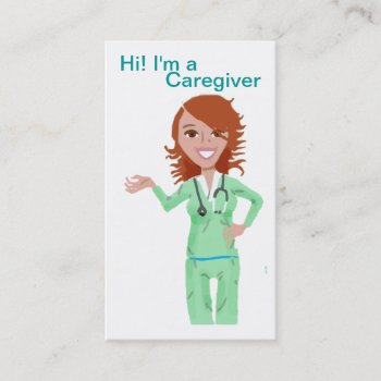 Browse products at zazzle with the theme caregiver business cards caregiver business card template colourmoves
