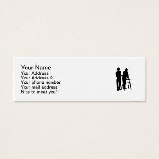 Caregiver Mini Business Card