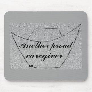 Caregiver Mouse Pad