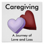 Caregiving, A Journey of Love and Loss Poster