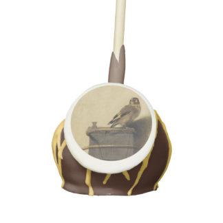Carel Fabritius The Goldfinch Cake Pops