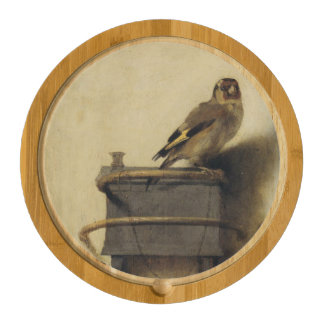 Carel Fabritius The Goldfinch Cheese Platter