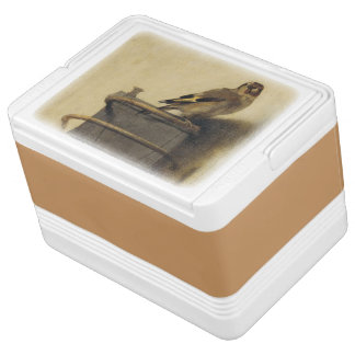 Carel Fabritius The Goldfinch Drink Cooler