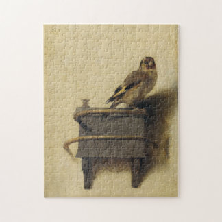 Carel Fabritius The Goldfinch Jigsaw Puzzle