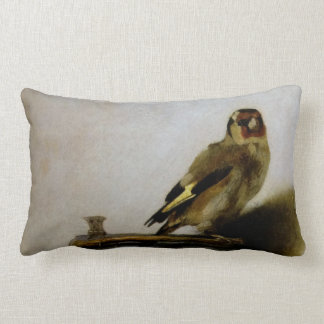 Carel Fabritius The Goldfinch Pillow