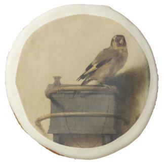 Carel Fabritius The Goldfinch Sugar Cookie