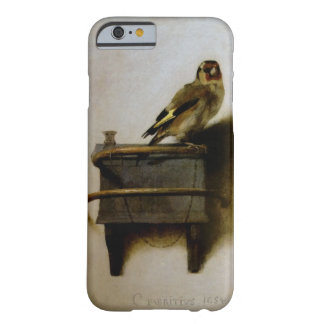 Carel Fabritius The Goldfinch Vintage Fine Art Barely There iPhone 6 Case