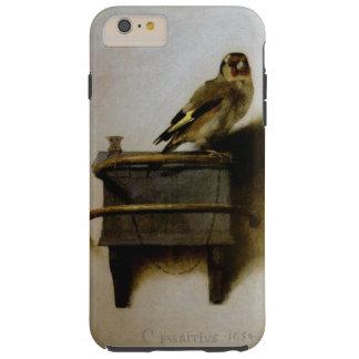 Carel Fabritius The Goldfinch Vintage Fine Art Tough iPhone 6 Plus Case
