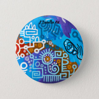 """Careless"" Pinback Button"