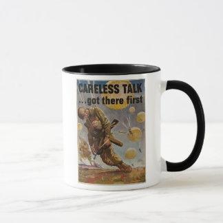 Careless Talk Mug
