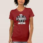 Carelli Family Crest T Shirts
