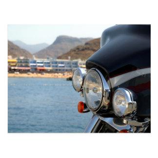 Carenado de Harley Postales