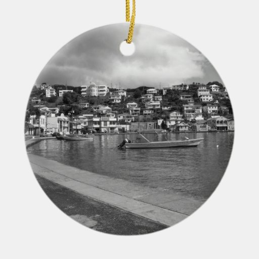 Carenage Ornament