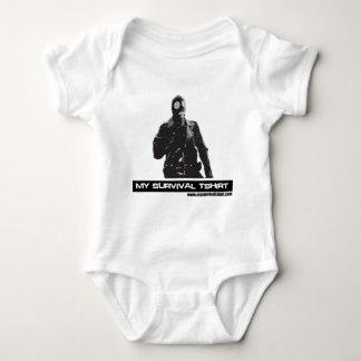 Careta antigás 01 mameluco de bebé