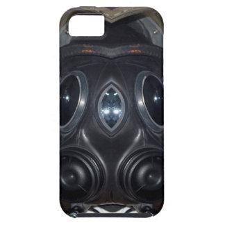 Careta antigás 4 D 2 iPhone 5 Carcasa