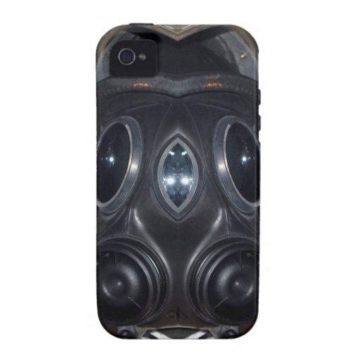 Careta antigás 4 D 2 iPhone 4 Carcasa