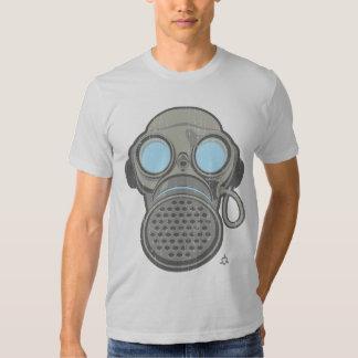 Careta antigás [luz] camisas
