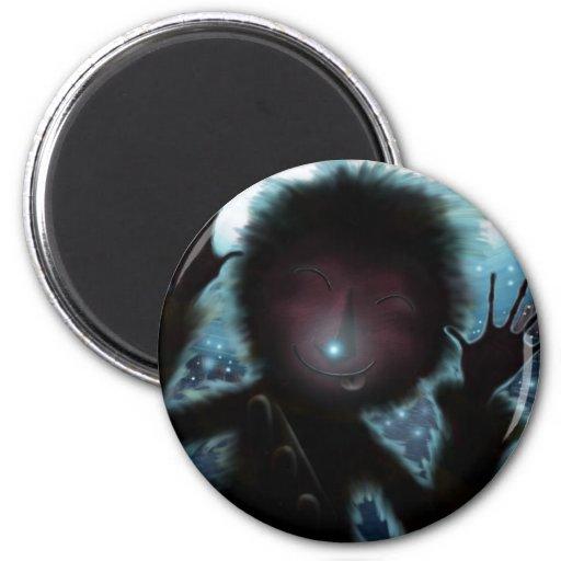 Careto 2 Inch Round Magnet
