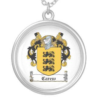 Carew Family Crest Custom Jewelry