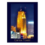 Carew Tower, Cincinnati, Ohio, U.S.A. Post Card