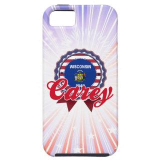 Carey WI iPhone 5 Fundas