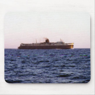 Carferry City of Midland Mouse Pad
