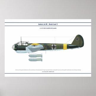 Carga 3 de Ju 88 Póster