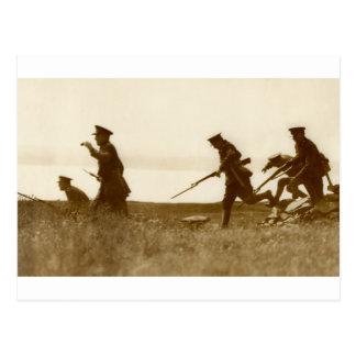 Carga de 1925 bayonetas postales