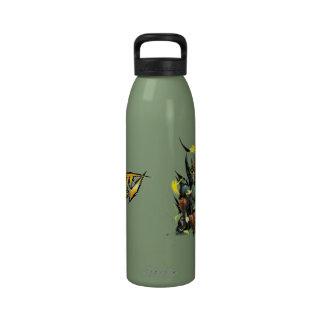 Carga de Blanka Botella De Agua Reutilizable